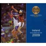 Irlande 2009 - Coffret euro BU