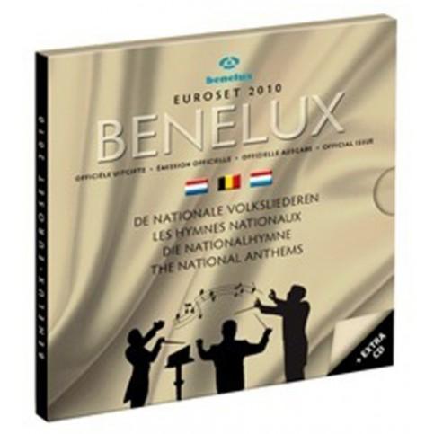 Benelux : Bu 2010 - Les hymnes nationales