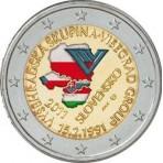 Slovaquie 2011 - 2 euro commémorative en couleur