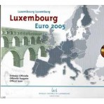 Luxembourg 2005 - Coffret euro BU