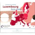 Luxembourg 2006 - Coffret euro BU