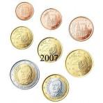 Espagne 2007 : Série complète euro neuve