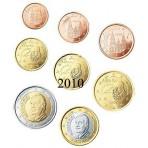 Espagne 2010 : Série complète euro neuve