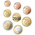 Finlande 2010 : Série complète euro neuve