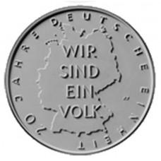 """10 ? argent 2010 - """"Wir sind ein volk"""""""