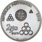 Portugal 2010 - 2,5 euro