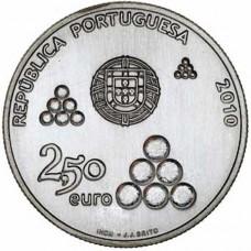 """PORTUGAL 2010 - 2,5 EURO """"Linhas de Torres Vedras"""""""