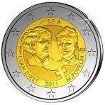 Belgique 2011 - 2 euro commémorative