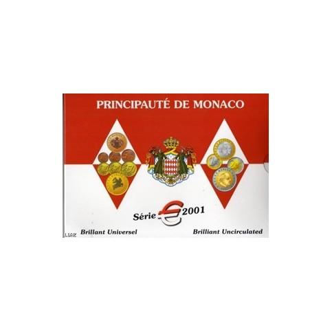 Monaco Bu 2001 - Prince Rainier