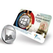 5 euros Pays-bas 2011