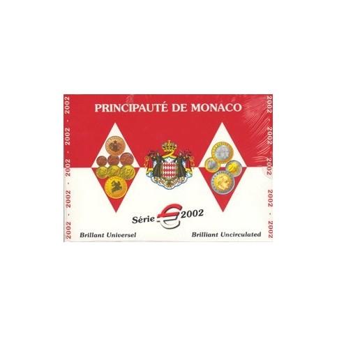 Monaco Bu 2002 - Prince Rainier