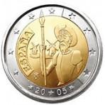 Espagne 2005 - 2 euro commémorative