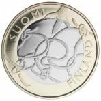 Finlande 2011 - 5 euro Tavastia-Hame