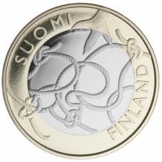 5 euros Finlande 2011 - TAVASTIA-HAME
