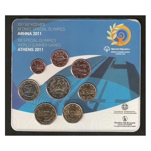GRECE 2011 - COFFRET BU