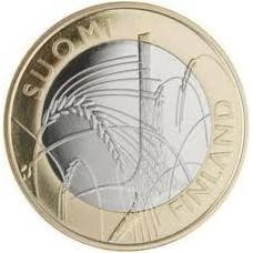 5 euros Finlande 2011 - SAVONIA