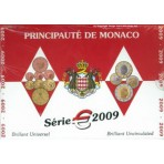 Monaco 2009 - Coffret euro BU Prince Albert