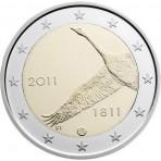 Finlande 2011 - 2 euro commémorative