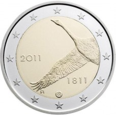 FINLANDE 2011 - 2 EUROS COMMEMORATIVE