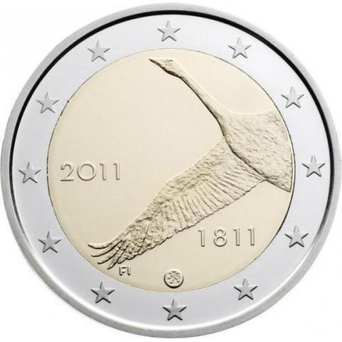 FINLANDE 2011 - 2 EUROS COMMEMORATIVE