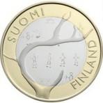 Finlande 2011 - 5 euro Laponie