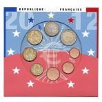France 2012 - Coffret euro BU