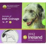 Irlande 2012 - Coffret euro BU