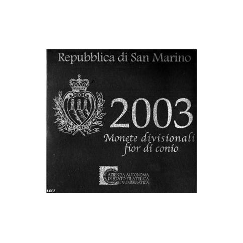 Saint-Marin : Bu 2003