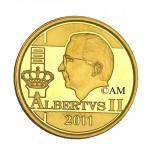 Belgique 2011 - 12.5 euro Or