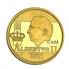 BELGIQUE 2011 - 12.5 EUROS OR