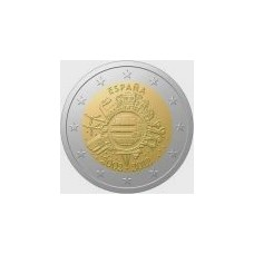 ESPAGNE 2012 - 10 ANS DE L'EURO