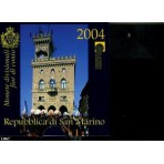 Saint Marin 2004 - Coffret euro BU