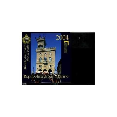 Saint-Marin : Bu 2004