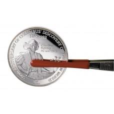 Pince pour monnaies