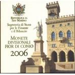 Saint Marin 2006 - Coffret euro BU