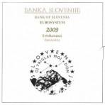Slovénie 2009 - Coffret euro BU