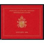 Vatican 2004 - Coffret euro BU Jean Paul II