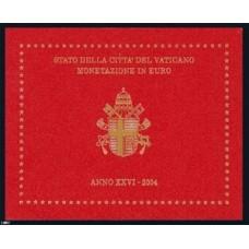Vatican Jean-Paul II : Bu 2004