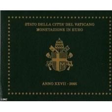 Vatican Jean-Paul II : Bu 2005