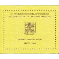 Vatican Benoît XVI : Bu 2009