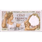 100 Francs  - Sully - 1939-1942 - Belle qualité