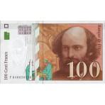 100 Francs Cezanne 1997 - Qualité courante