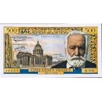 500 Francs Victor Hugo 1954/1958 - Qualité courante