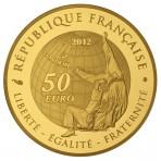 Jeux d'été Judo - 50 euro Or