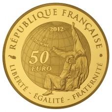 JEUX D ETE JUDO - 50 EUROS OR