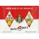 Monaco 2011 - Coffret euro BU