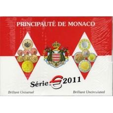 MONACO 2011 - COFFRET BU