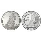 "Grands Navire ""L'Hermione"" - 10 euro Argent"