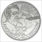 10 Euros des Régions 2012  - Languedoc Roussillon