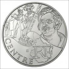 10 Euro des Régions 2012  - Centre